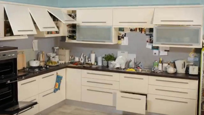 The Animated Kitchen